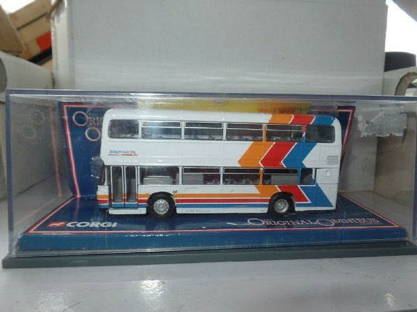 Corgi OOC 43009 Leyland  Olympian Bus Stagecoach United Counties Bedford MIMB
